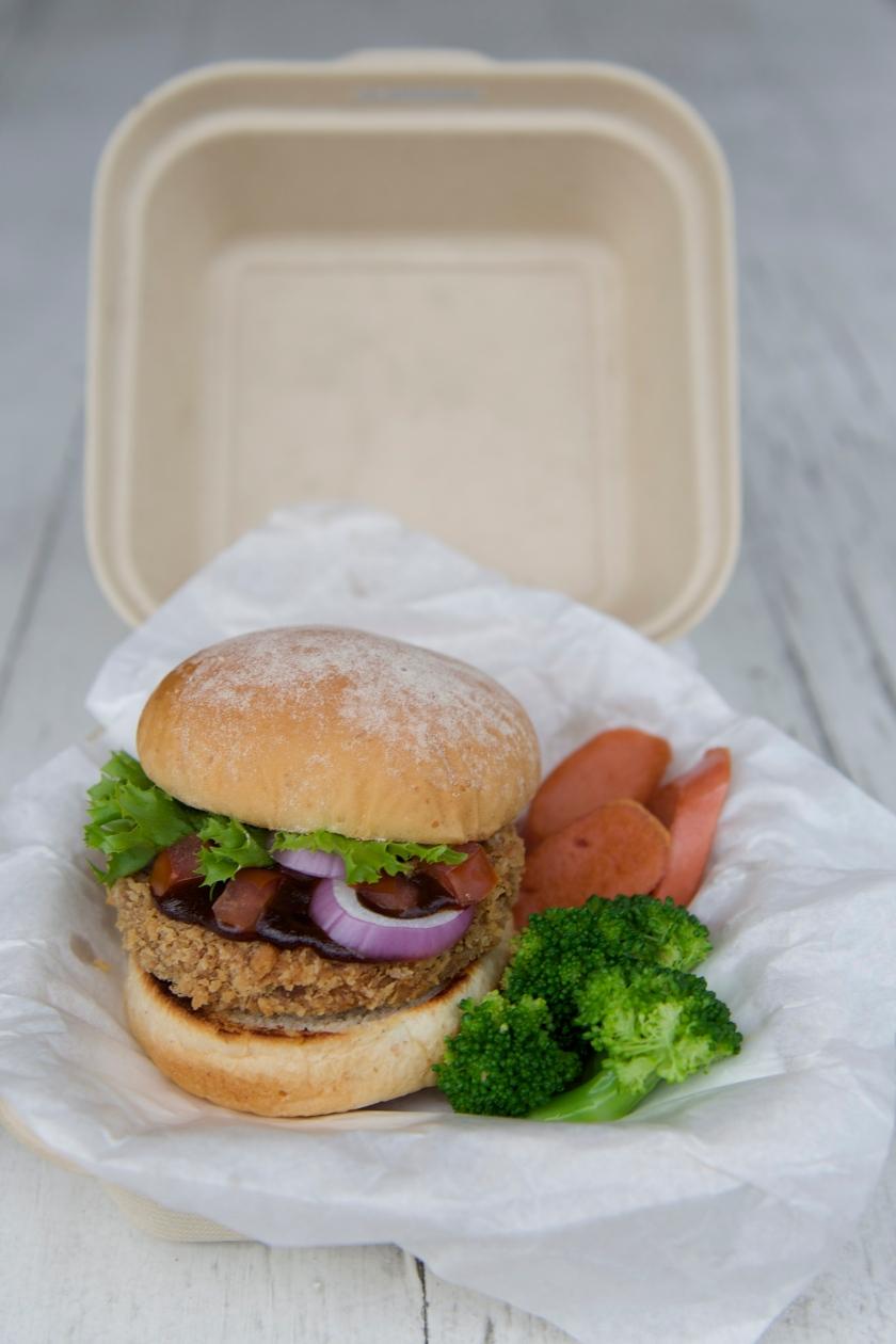 SGVegan_VeganBurg lunch box