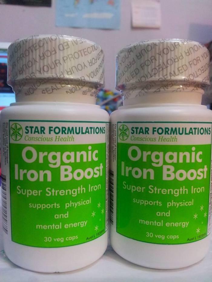 SGVegan_Organic Iron Boost