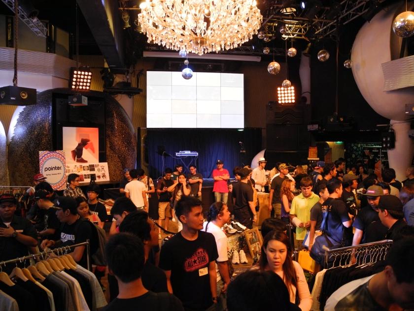 SGVegan_Sole Superior ground floor stage