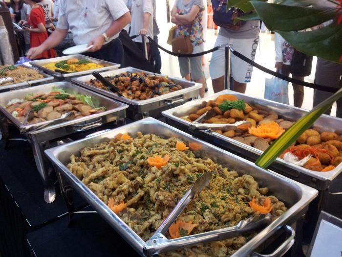 SGVegan_TMS2013 Yuan Xin Vegetarian Dinner 1