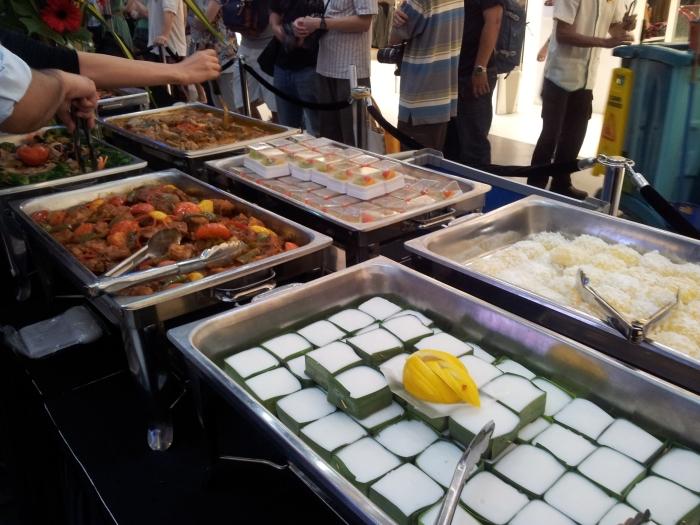 SGVegan_TMS2013 Yuan Xin Vegetarian Dinner Dessert
