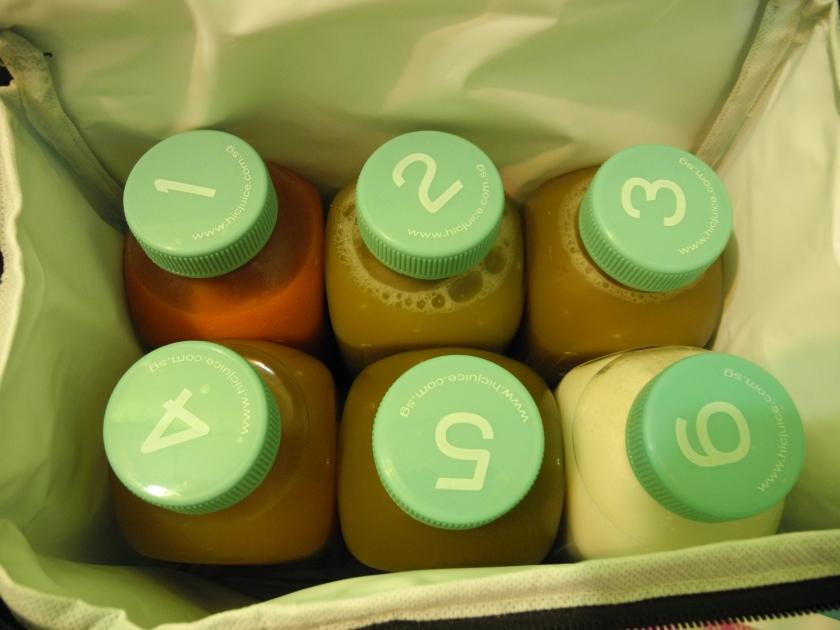 SGVegan_hic'Juice Reborn Juices numbered