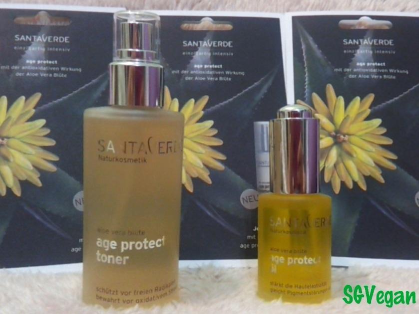 SGVegan_Santaverde Age Protect Toner and Oil