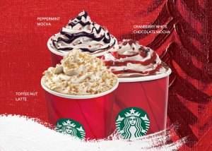 SGVegan_Starbucks Christmas 2014