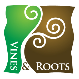 SGVegan_Vines and Roots logo