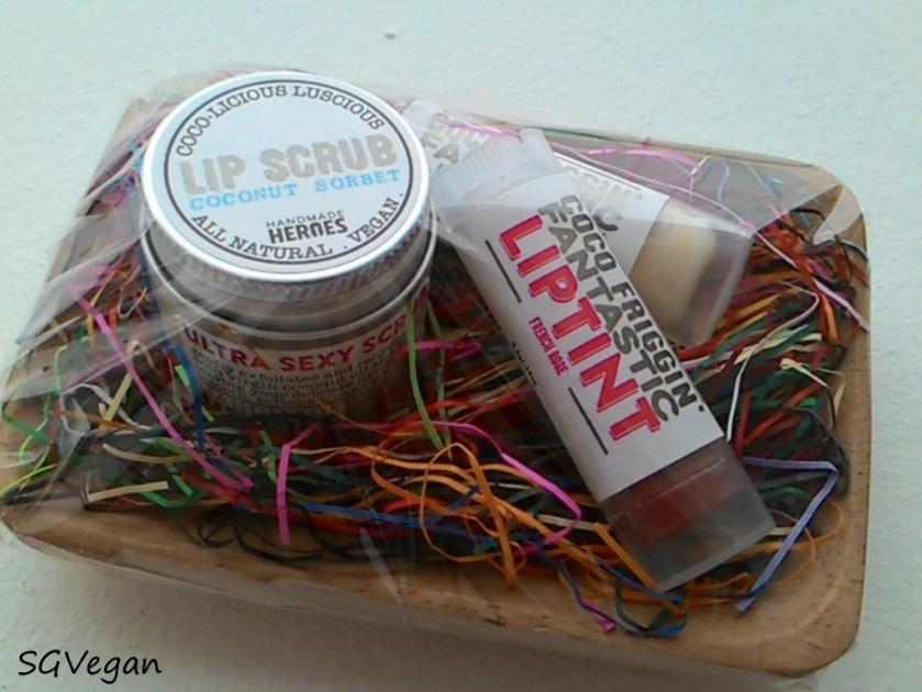 SGVegan_Handmade Heroes Lip Gift Set