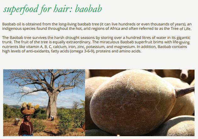 SGVegan_Africa Organics Baobab Superfood
