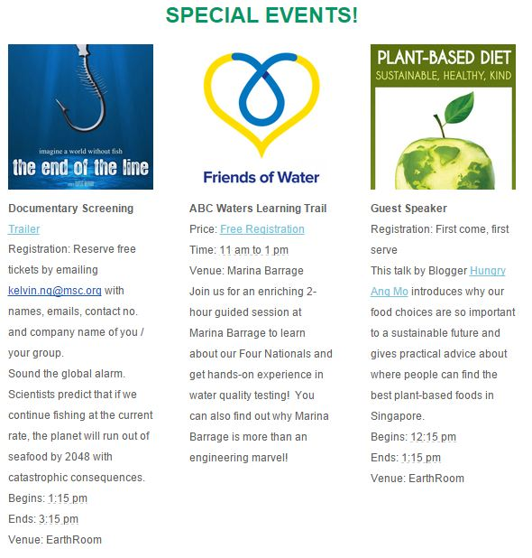 SGVegan_EarthFest Special Events 1