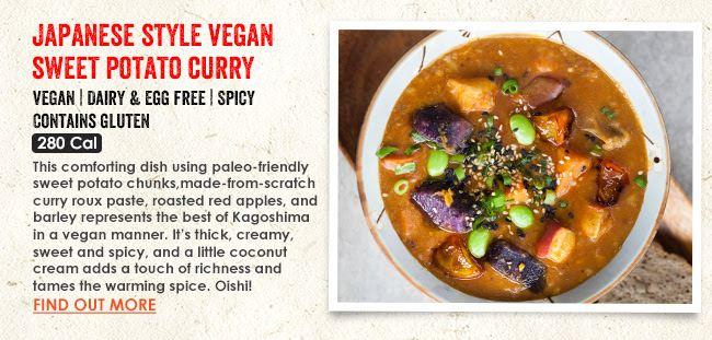 SGVegan_The Soup Spoon Jap Vegan Sweet Potato Curry
